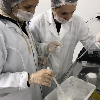 Laboratório Produção Combo Dilênia – Cham´s Indústria