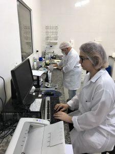 Laboratório Produção Produtos Dilênia