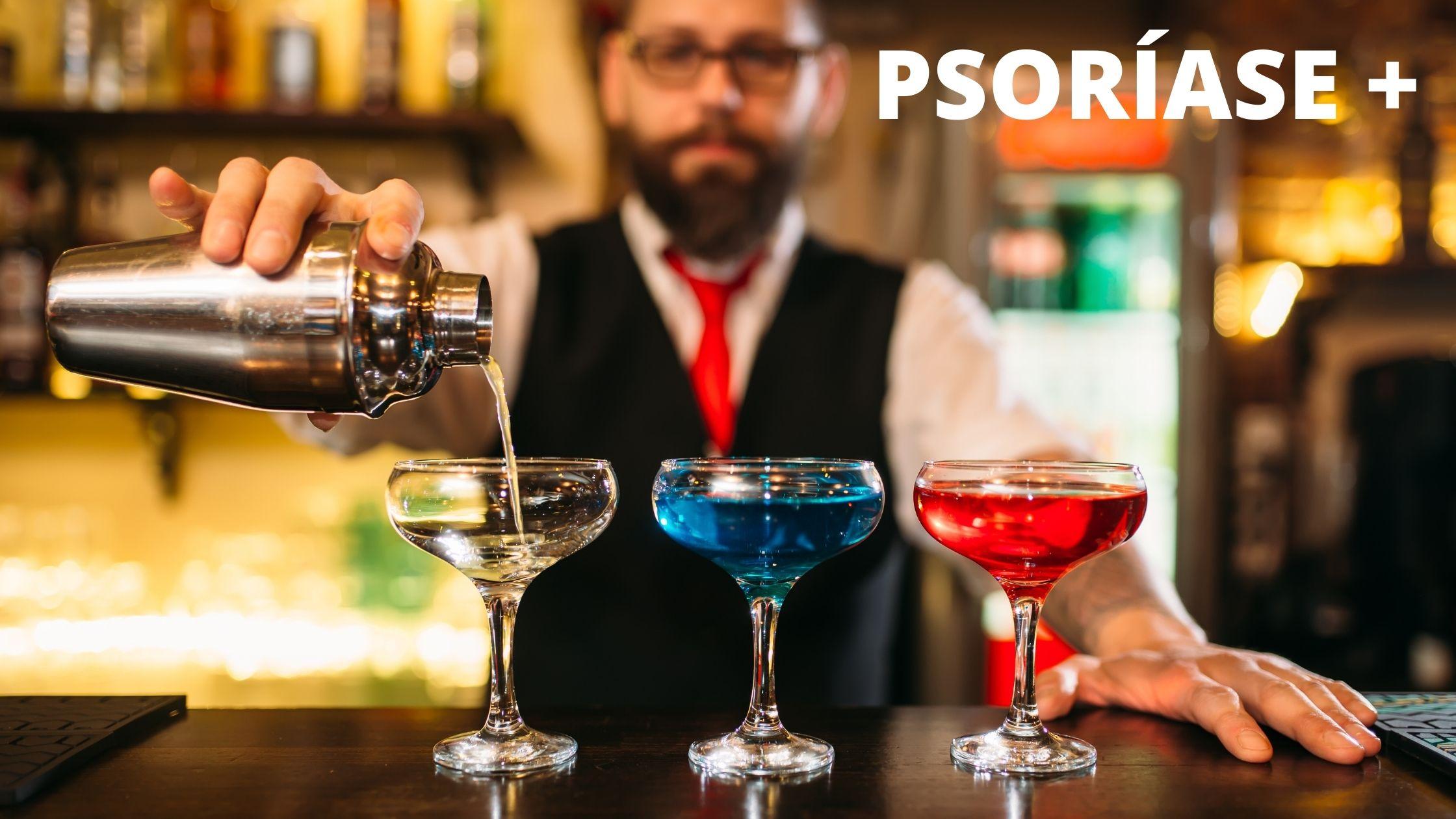 BEBIDAS ALCOOLICAS e PSORIASE